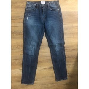 Frame women's designer jeans, original Skinny